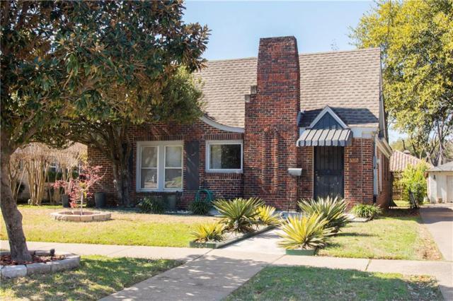 5303 Denton Drive, Dallas, TX 75235 (MLS #13799732) :: Team Hodnett