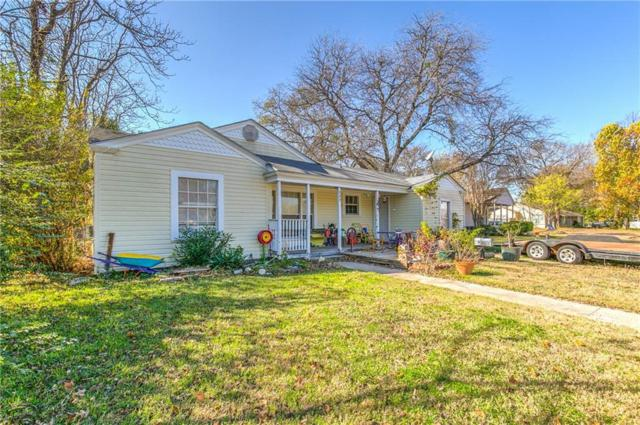 809 Northwood Road, Fort Worth, TX 76107 (MLS #13799802) :: The Mitchell Group