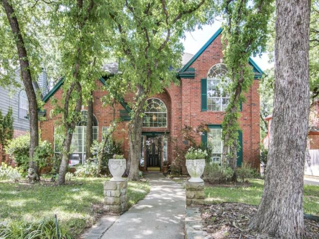2413 Brittany Lane, Grapevine, TX 76051 (MLS #13799829) :: The Mitchell Group