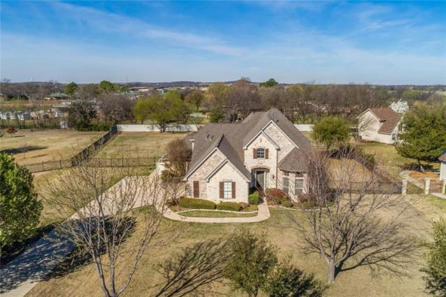 4608 Upper Glenwick Court, Denton, TX 76226 (MLS #13799876) :: The Real Estate Station