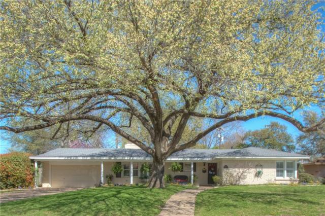 6100 El Campo Avenue, Fort Worth, TX 76107 (MLS #13799881) :: The Mitchell Group