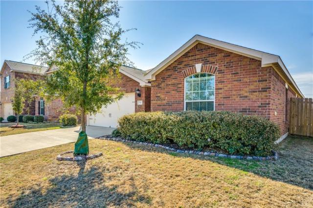 516 Riverbed Drive, Crowley, TX 76036 (MLS #13799904) :: The Mitchell Group