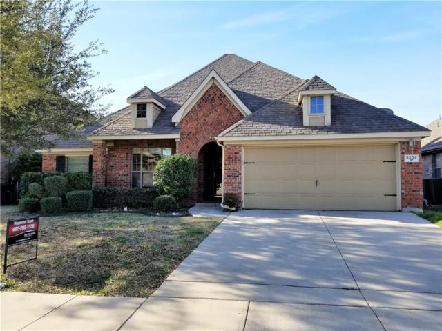 5209 Sorghum Drive, Fort Worth, TX 76179 (MLS #13799907) :: Cassandra & Co.