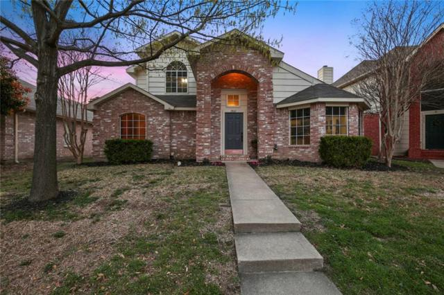 7937 Excaliber Road, Frisco, TX 75035 (MLS #13799929) :: Team Hodnett