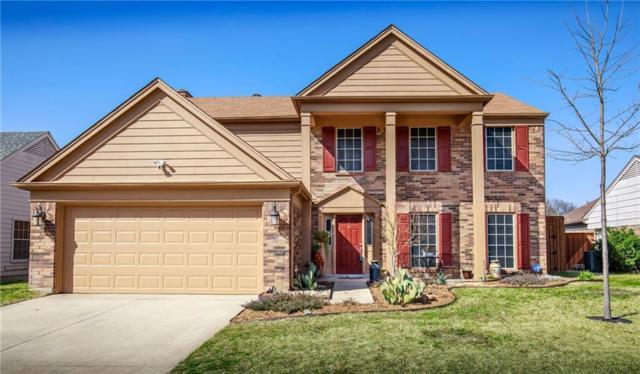 604 Ellington Drive, Grapevine, TX 76051 (MLS #13799933) :: Cassandra & Co.