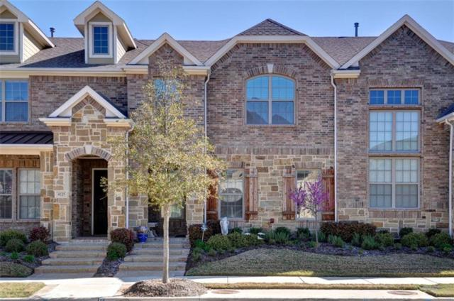 4123 Cascade Sky Drive, Arlington, TX 76005 (MLS #13799978) :: The Real Estate Station