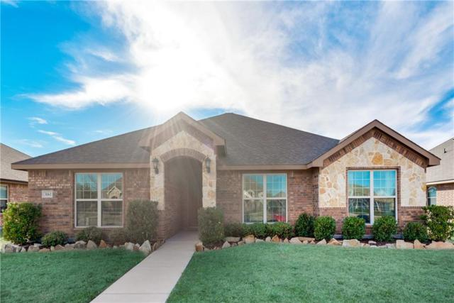 3061 Carlton Parkway, Waxahachie, TX 75165 (MLS #13800092) :: Century 21 Judge Fite Company