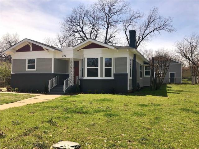 617 Granbury Street, Cleburne, TX 76033 (MLS #13800143) :: Team Hodnett
