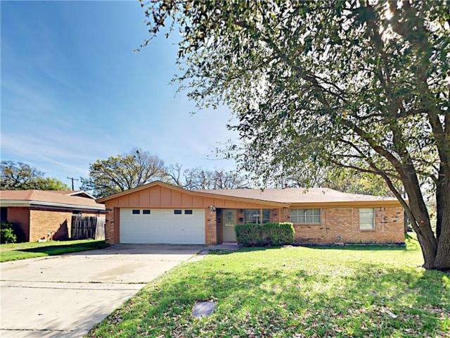 110 Juniper Street, Mansfield, TX 76063 (MLS #13800151) :: Team Tiller