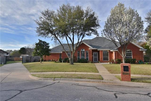 1507 Justin Court, Keller, TX 76248 (MLS #13800221) :: Cassandra & Co.