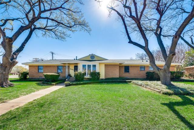 8586 Sweetwood Drive, Dallas, TX 75228 (MLS #13800316) :: Century 21 Judge Fite Company
