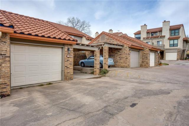 6516 Hickock Drive 9B, Fort Worth, TX 76116 (MLS #13800361) :: Century 21 Judge Fite Company