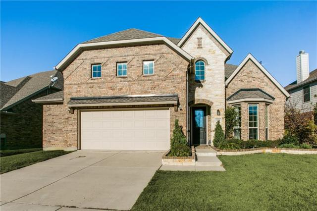 809 Lake Forest Trail, Little Elm, TX 75068 (MLS #13800386) :: Kindle Realty