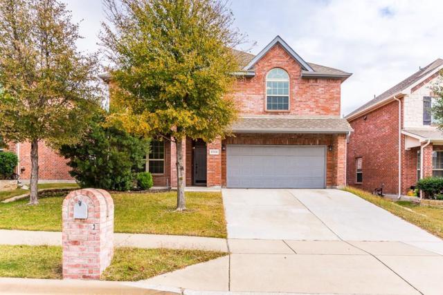 13018 Ambrose Drive, Frisco, TX 75035 (MLS #13800414) :: Frankie Arthur Real Estate