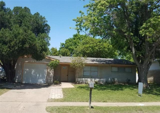 2403 Stonegate Street, Arlington, TX 76010 (MLS #13800439) :: The FIRE Group at Keller Williams