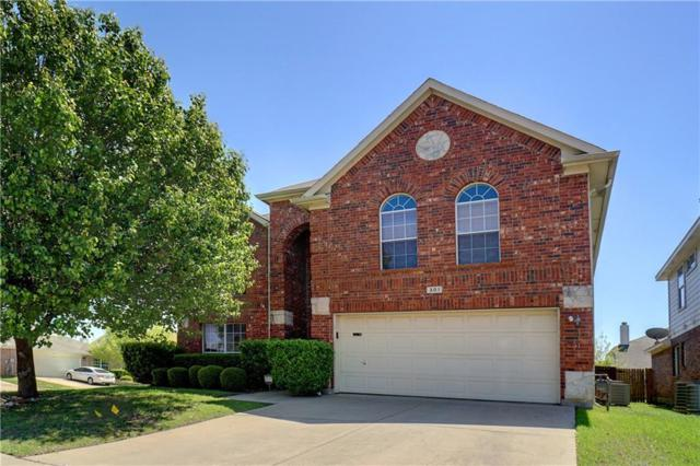 301 Rock Prairie Lane, Fort Worth, TX 76140 (MLS #13800548) :: Team Hodnett
