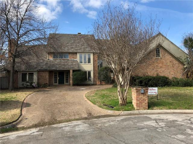 1401 Porto Bello Court, Arlington, TX 76012 (MLS #13800583) :: The Holman Group