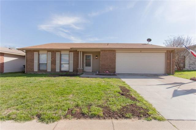 4400 Buckeye Street, Fort Worth, TX 76137 (MLS #13800642) :: Cassandra & Co.