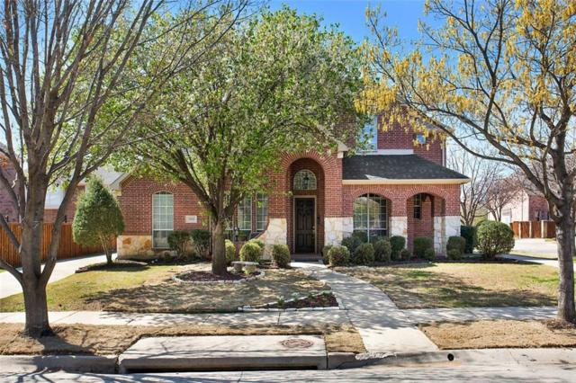 1100 Holy Grail Drive, Lewisville, TX 75056 (MLS #13800649) :: Cassandra & Co.