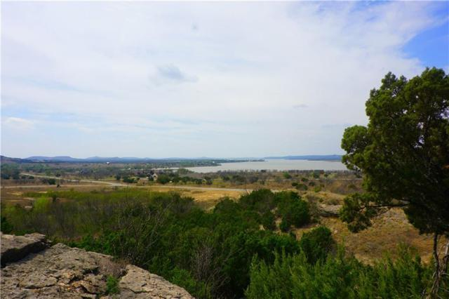 LT 994 Birds Eye Court, Possum Kingdom Lake, TX 76449 (MLS #13800659) :: The Chad Smith Team