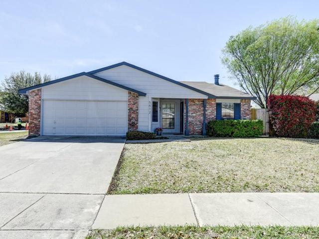 5612 Powers Street, The Colony, TX 75056 (MLS #13800677) :: The Cheney Group