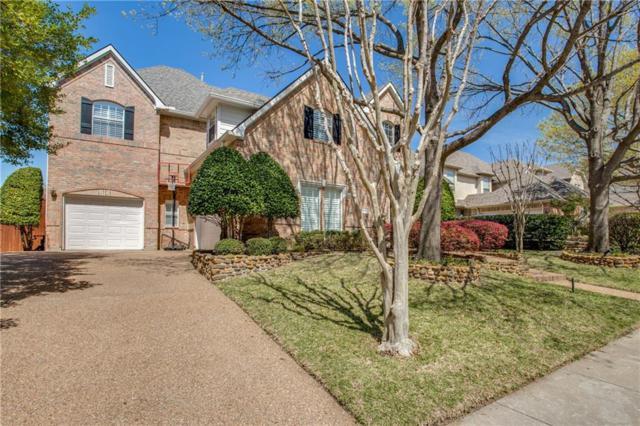 6421 Brandon Court, Plano, TX 75093 (MLS #13800705) :: The Holman Group