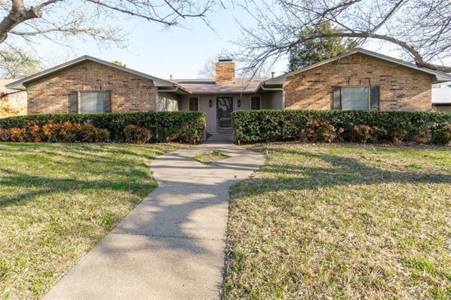1414 Auburn Drive, Denton, TX 76201 (MLS #13800707) :: Team Hodnett