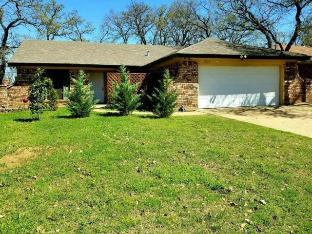 2115 Rainwood Court, Arlington, TX 76017 (MLS #13800869) :: Century 21 Judge Fite Company