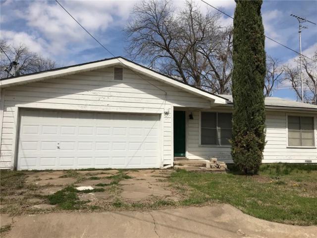 408 Mitchell Avenue, Cleburne, TX 76033 (MLS #13800936) :: Team Hodnett