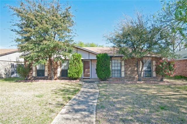 4932 Watkins Drive, The Colony, TX 75056 (MLS #13800953) :: The Cheney Group