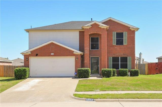 1402 Dundee Drive, Arlington, TX 76002 (MLS #13800959) :: The FIRE Group at Keller Williams
