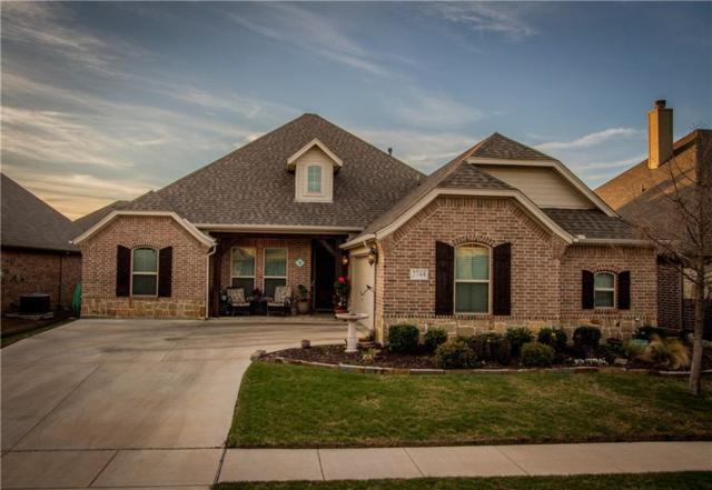 2744 Elmwood Drive, Burleson, TX 76028 (MLS #13800973) :: Century 21 Judge Fite Company