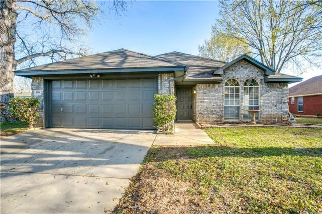 8701 Sabinas Trail, Fort Worth, TX 76118 (MLS #13800984) :: Century 21 Judge Fite Company