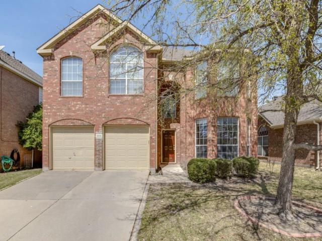 8808 Harmony Drive, Mckinney, TX 75070 (MLS #13800992) :: Team Hodnett