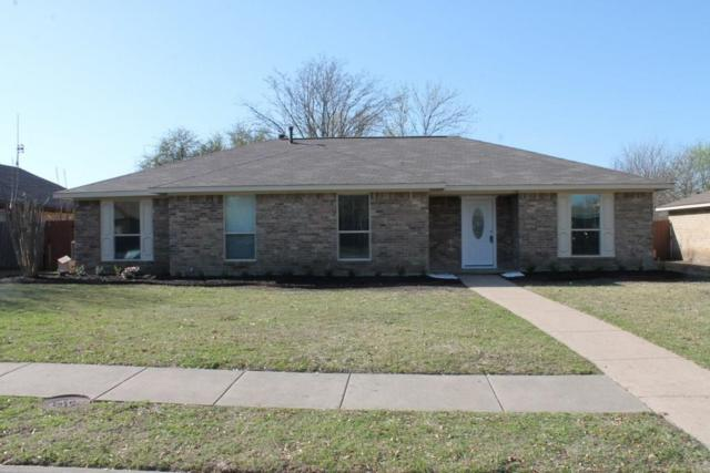 616 High Meadow Drive, Allen, TX 75002 (MLS #13801004) :: The Cheney Group