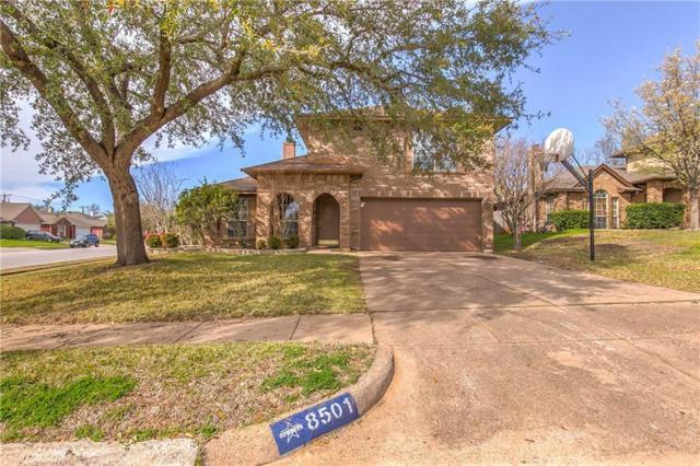8501 Brushy Creek Trail, Fort Worth, TX 76118 (MLS #13801029) :: The Holman Group