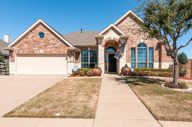 649 Ricochet Drive, Fort Worth, TX 76131 (MLS #13801043) :: Kindle Realty