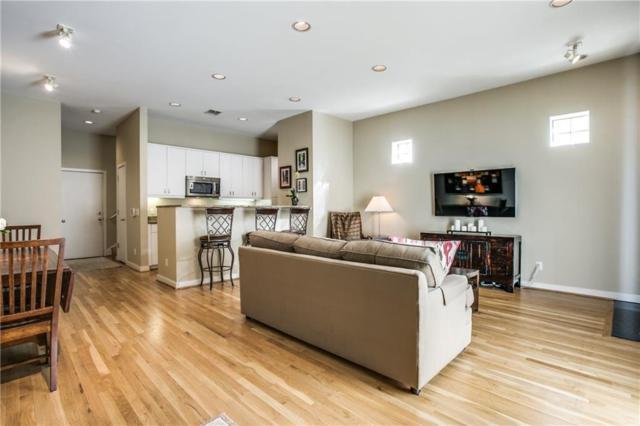4125 Cole Avenue #21, Dallas, TX 75204 (MLS #13801106) :: Magnolia Realty