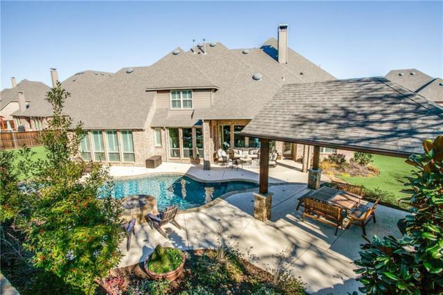 1200 Ridgeway Drive, Keller, TX 76248 (MLS #13801111) :: The Holman Group