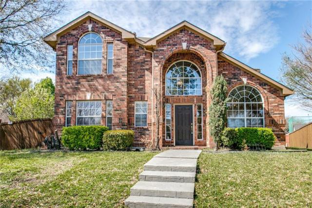 804 Parkview Circle, Allen, TX 75002 (MLS #13801117) :: The Cheney Group