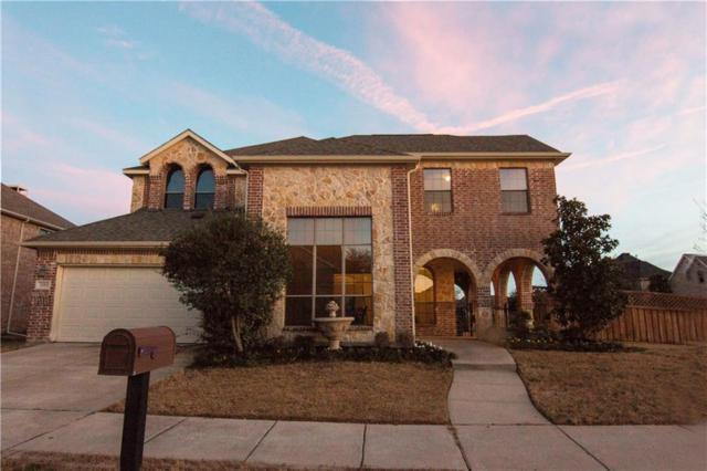 3203 Overhill Drive, Frisco, TX 75033 (MLS #13801128) :: The Holman Group