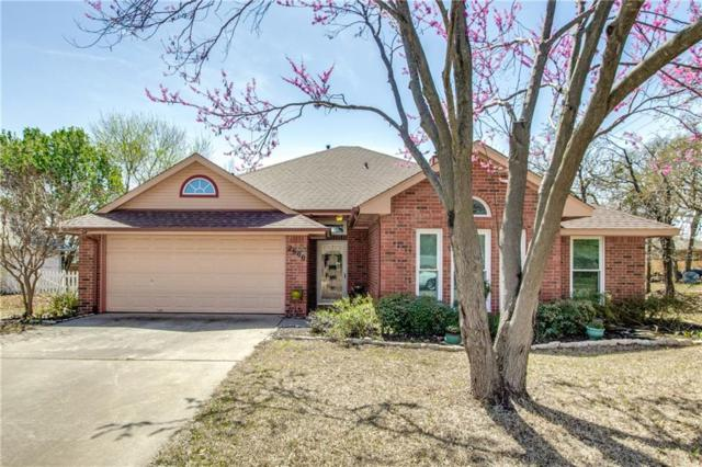 2600 Timber Trail, Denton, TX 76209 (MLS #13801148) :: Cassandra & Co.