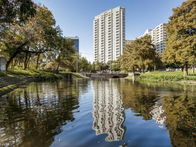 3225 Turtle Creek Boulevard #1033, Dallas, TX 75219 (MLS #13801162) :: Team Tiller