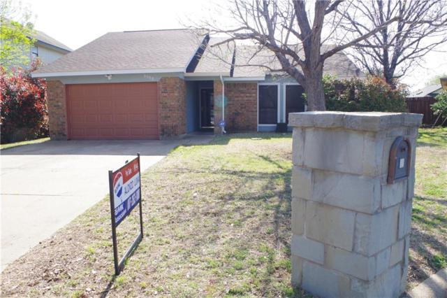 9008 Gainsborough Court, Fort Worth, TX 76134 (MLS #13801213) :: The Holman Group