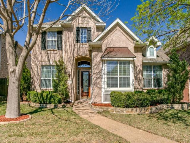 2280 Fox Crossing Lane, Frisco, TX 75034 (MLS #13801239) :: The Holman Group