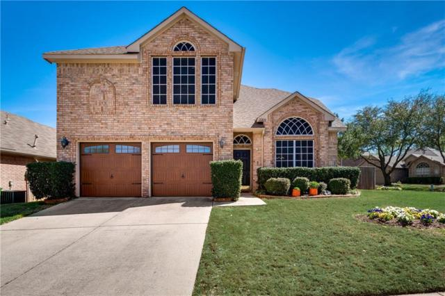 2200 Starleaf Place, Flower Mound, TX 75022 (MLS #13801280) :: Cassandra & Co.