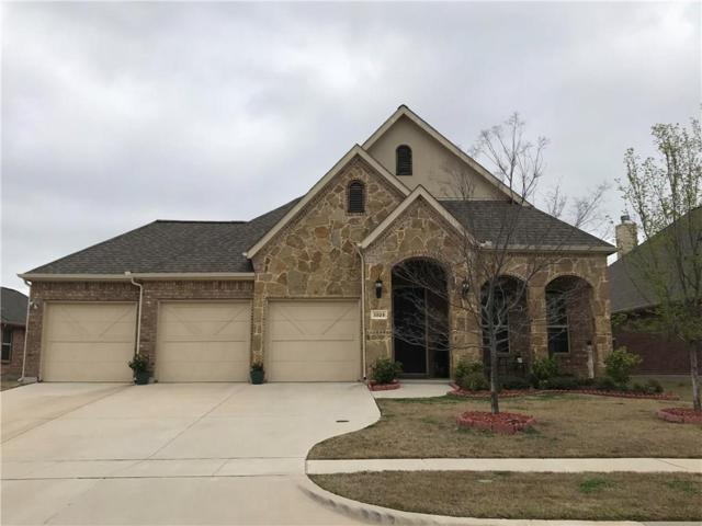 5524 Ivyridge Lane, Mckinney, TX 75071 (MLS #13801281) :: The Cheney Group