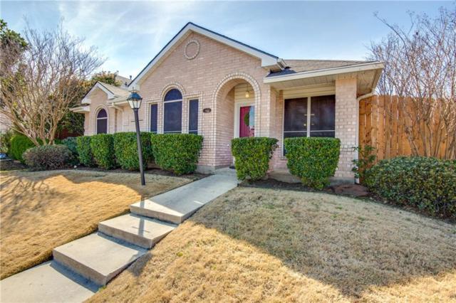 1454 Creekview Drive, Lewisville, TX 75067 (MLS #13801297) :: Cassandra & Co.