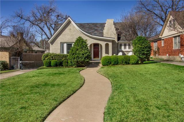 2212 Ashland Avenue, Fort Worth, TX 76107 (MLS #13801346) :: Team Tiller