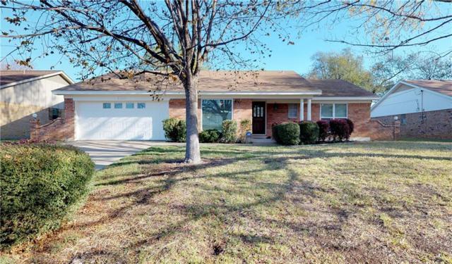 1101 Byron Lane, Arlington, TX 76012 (MLS #13801405) :: Century 21 Judge Fite Company